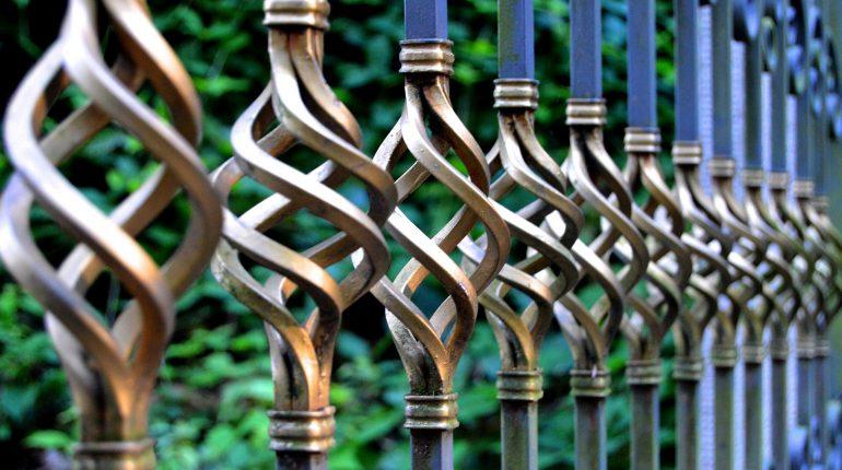 panele ogrodzeniowe